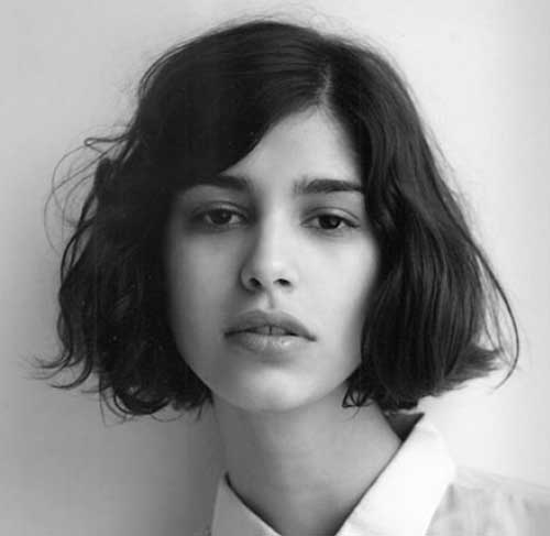 Miraculous 20 Short Hairstyles For Wavy Fine Hair Short Hairstyles 2016 Hairstyle Inspiration Daily Dogsangcom