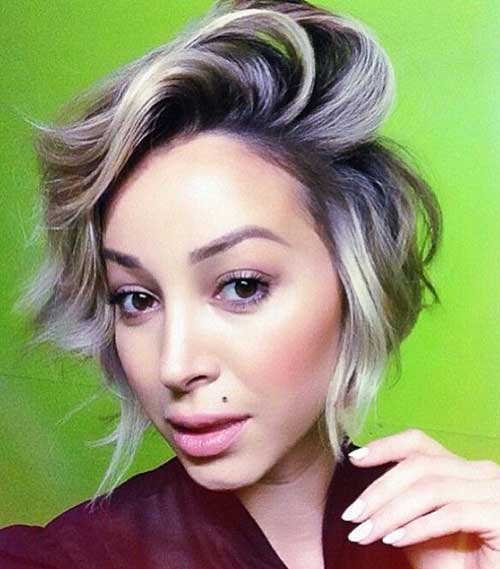 Remarkable Short Ash Blonde Hair Cuts Short Hair Fashions Short Hairstyles For Black Women Fulllsitofus