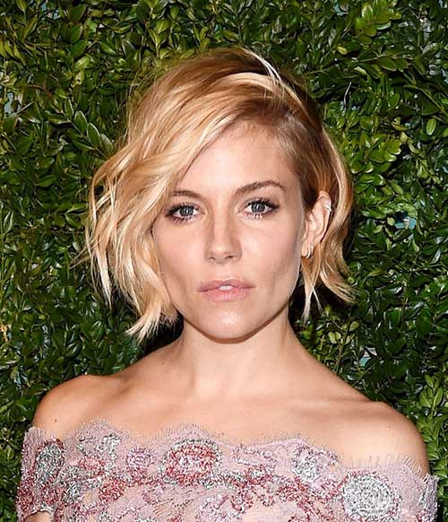 20 Short Hairstyles For Wavy Fine Hair | Short Hairstyles 2017 ...