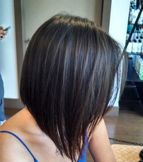 Medium Blunt Swing Bob for Girls 2015