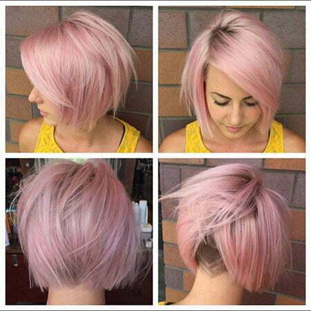 50 Short Bob Hairstyles 2015 2016