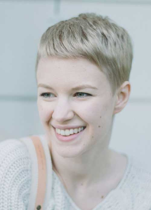Extremely Short Interesting Pixie