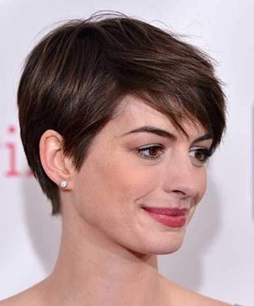 Short Beautiful Pixie Cut