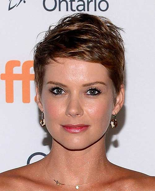 Celebrity Short Hairstyles 2014