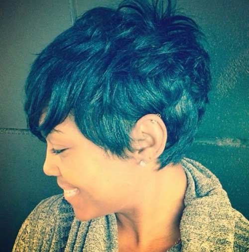 Cute Black Girl Hairstyles for Short Haircuts