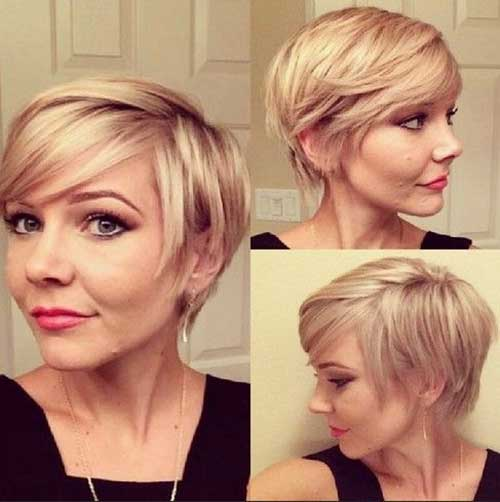 Stylish Pixie Haircut