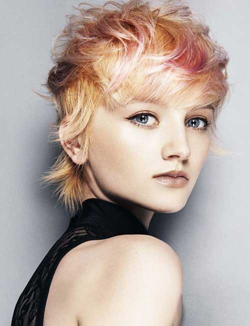Cute Pixie Crop Hairstyles