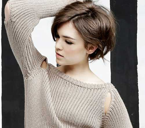 Cute Short Simple Bob