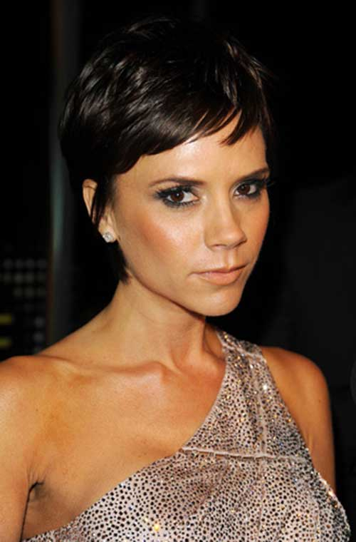 Layered Pixie Crop Hairstyles
