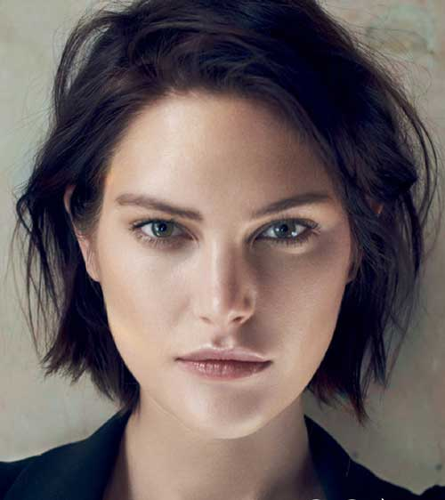 25 Messy Hairstyles For Short Hair
