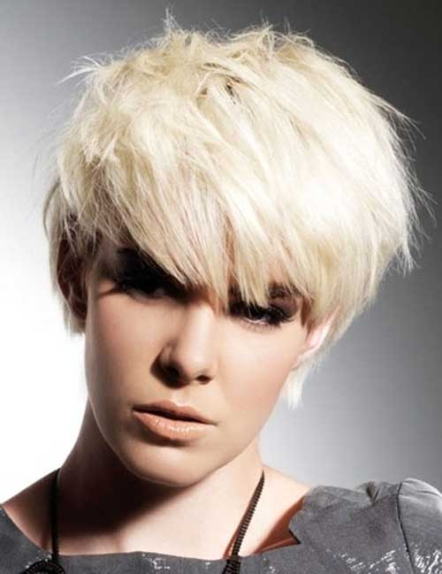 Pictures of Trendy Short Hairstyles