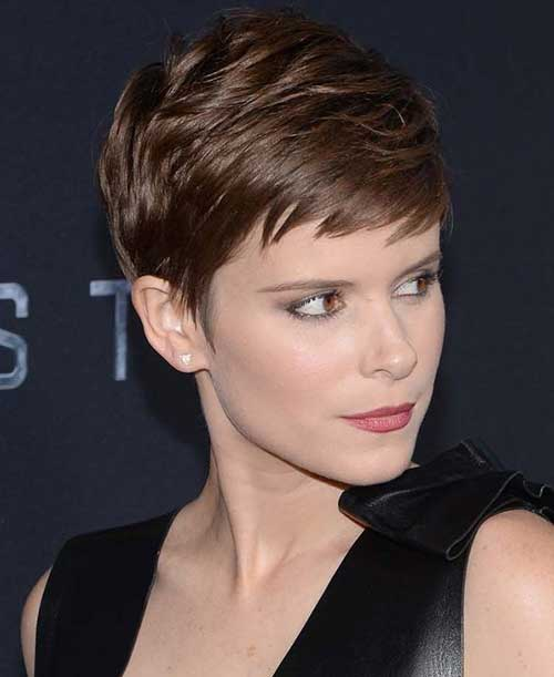 how to style cropped hair new pixie crop hairstyles hairstyles 2017 2018 5030