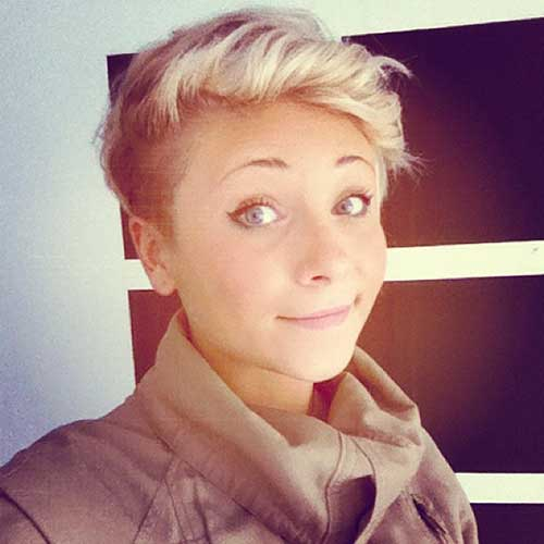Pixie Cut Cute Short Hairstyles for Girls