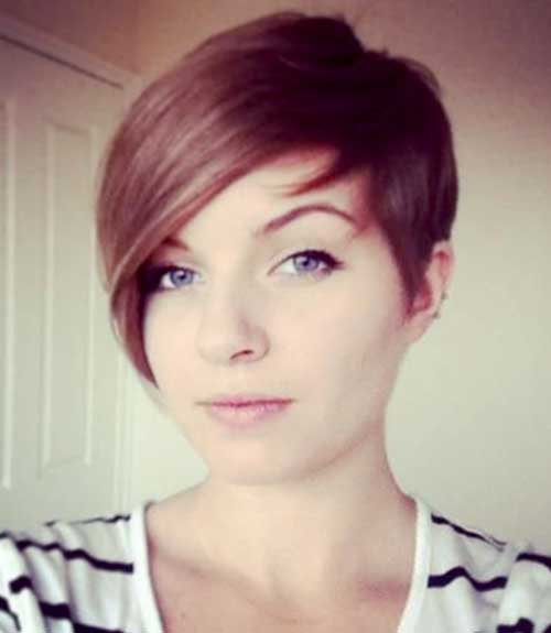 Surprising 30 Pixie Haircut Pictures Short Hairstyles 2016 2017 Most Short Hairstyles Gunalazisus