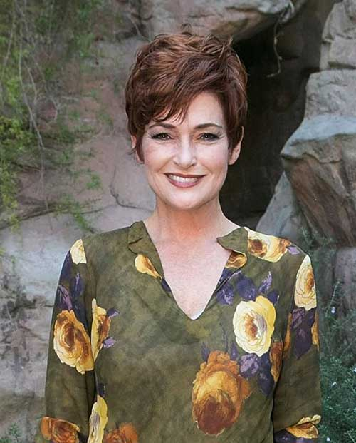 Nice Pixie Cuts for Over 50
