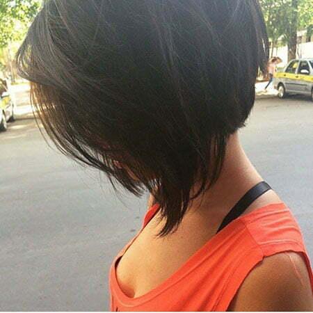 Short Hair Bobs