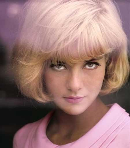 Fantastic Thin Vintage Cute Bangs