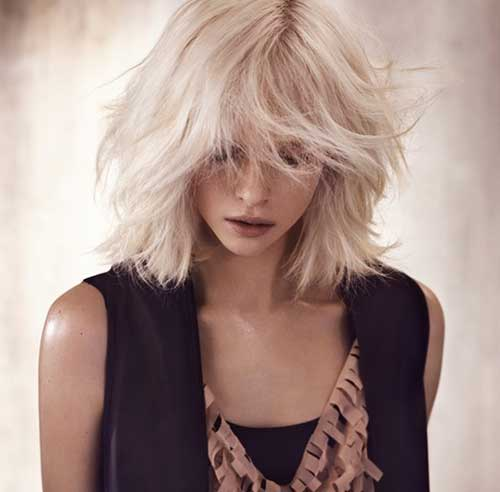 Groovy 25 Messy Hairstyles For Short Hair Short Hairstyles 2016 2017 Short Hairstyles Gunalazisus
