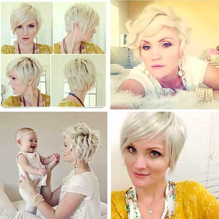 Trending Short Hairstyles for 2015