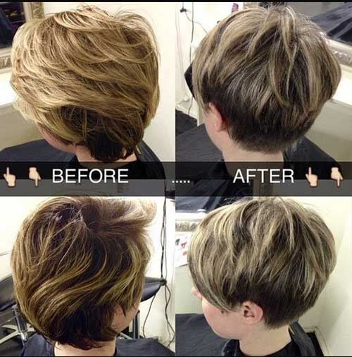 2015 Layered Hair Trends