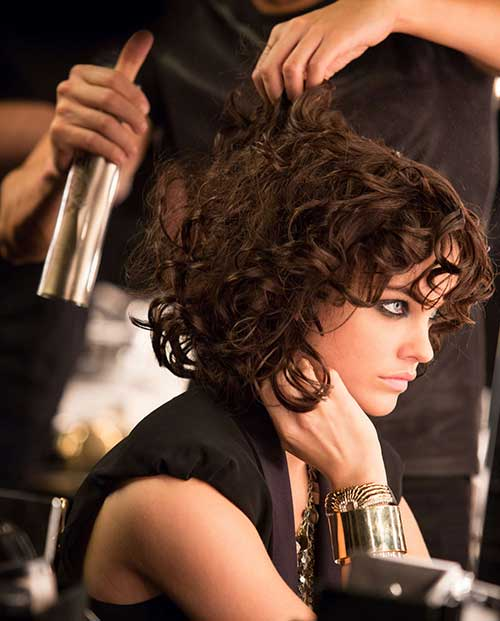 Barbara Palvin's Hairstyle