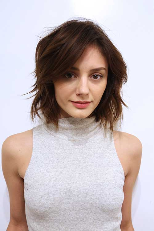 30 Short Layered Haircuts 2014