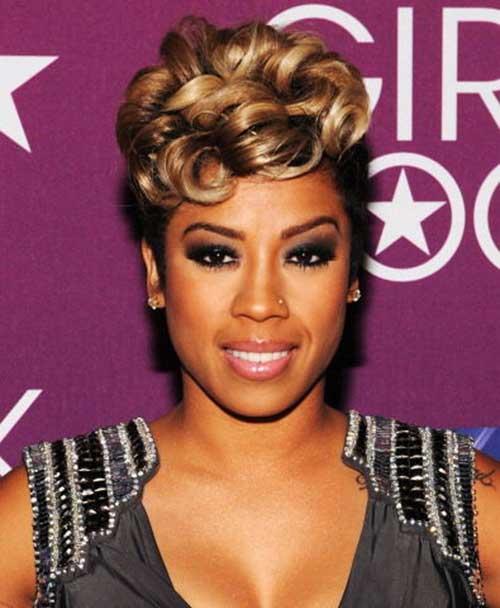 20 Nice Short Haircuts For Black Women