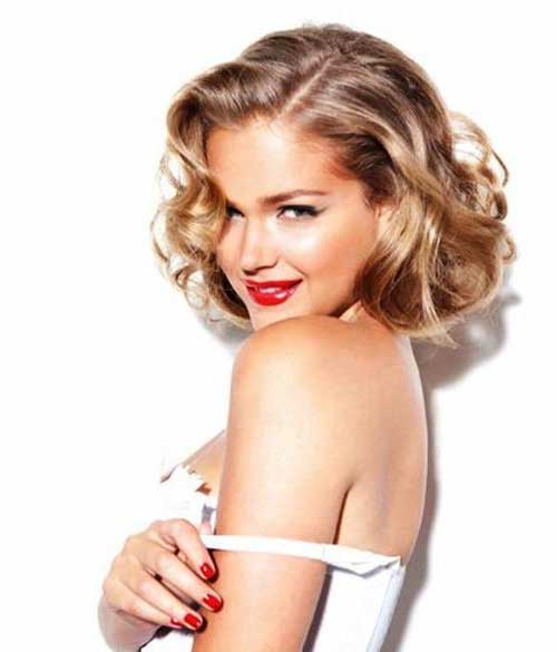 Astonishing 20 Very Short Curly Hair Short Hairstyles 2016 2017 Most Hairstyles For Women Draintrainus