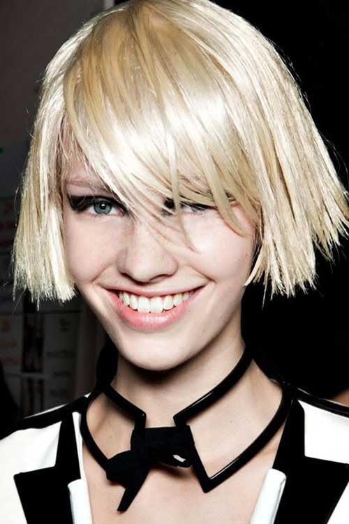 25 Short Choppy Hairstyles 2014 2015