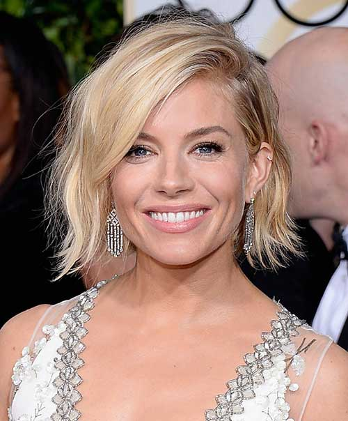 Nice Celebrity Bob Hairstyles 2014-2015