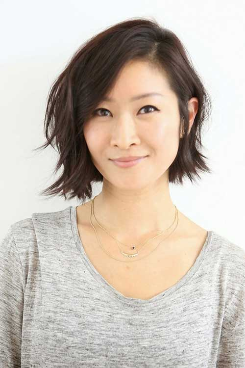 Choppy Easy Hairstyle for Women