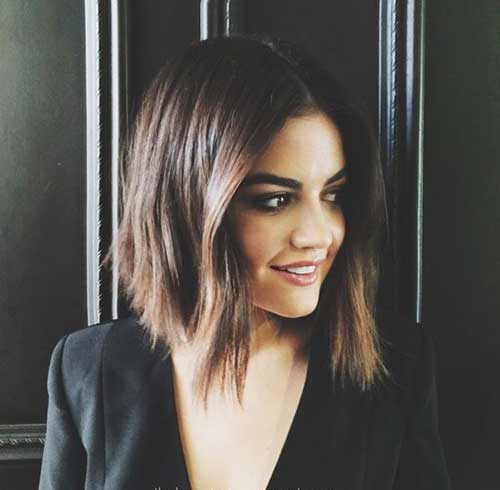 Choppy Short Hairstyles 2015