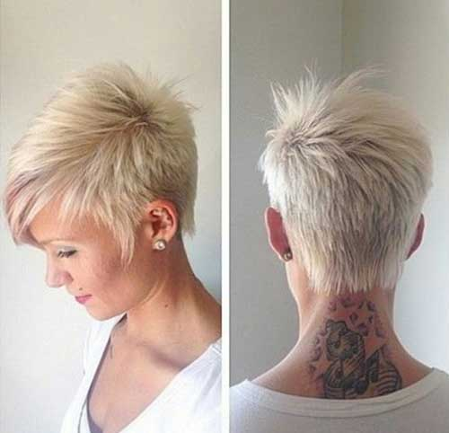 Model Short Hairstyles Short Hairstyles For Girls