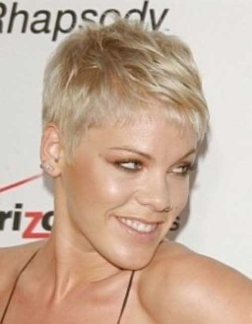 Cute Very Short Pixie Cuts