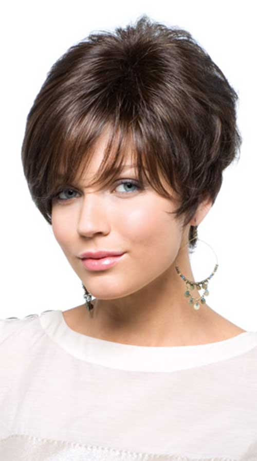 Dark Chocolate Straight Hairstyles