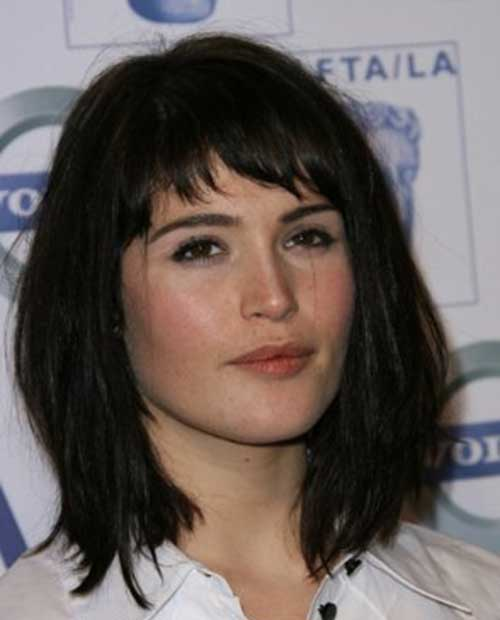 Gemma Arterton Medium Length Hair
