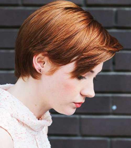 Karen Gillan Ginger Hairstyle