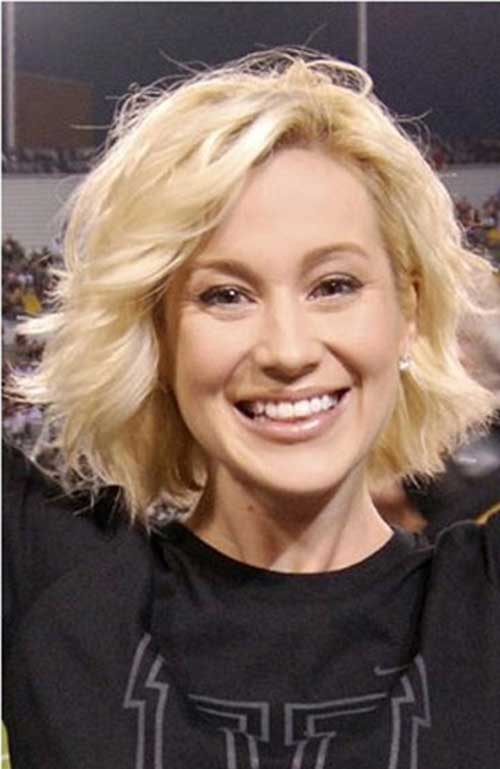 Kelly Pickler Short Bob Hairstyle