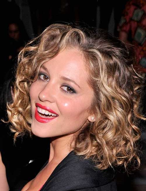 Margarita Levieva Curly Hair