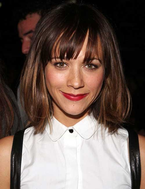Cute Medium to Short Hairstyles 2014-2015