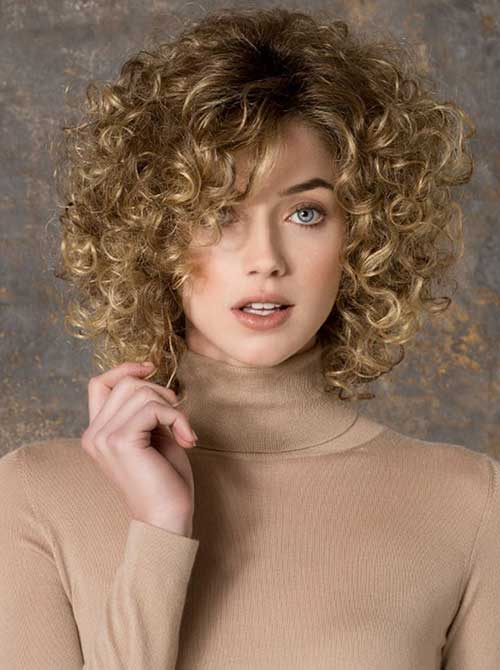Groovy 25 Short And Curly Hairstyles Short Hairstyles 2016 2017 Hairstyles For Women Draintrainus