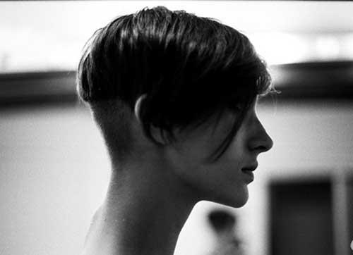 Very Short Hair for Girls Style
