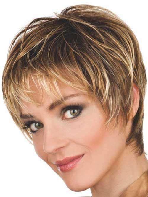 Popular Short Spiky Easy Hair