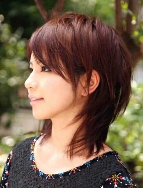 Pretty Layered Haircuts for Women 2014-2015