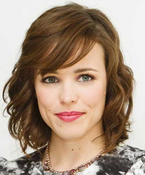 Rachel McAdams Brown Bob Celebrity