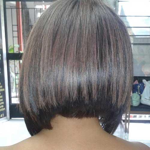 Choppy Chop Bob Hair Style