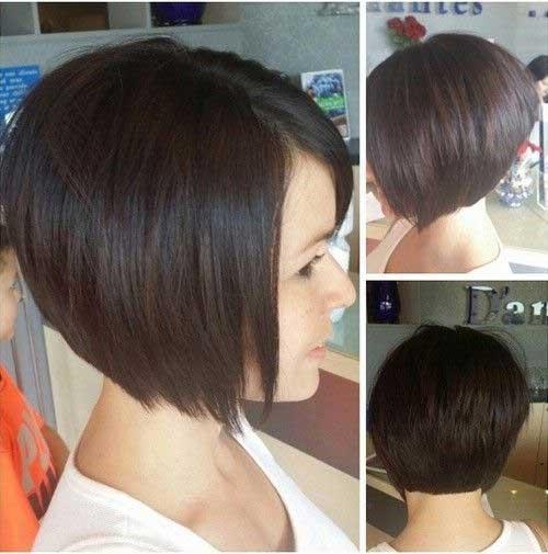 Straight Bob Hair Style