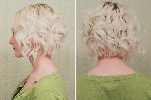Cutest Short Curly Hair Styles