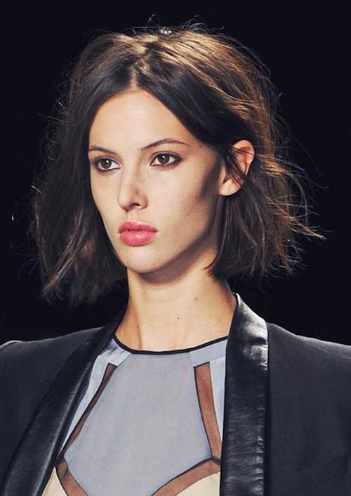 Choppy Short Hair Inspiration 2014-2015