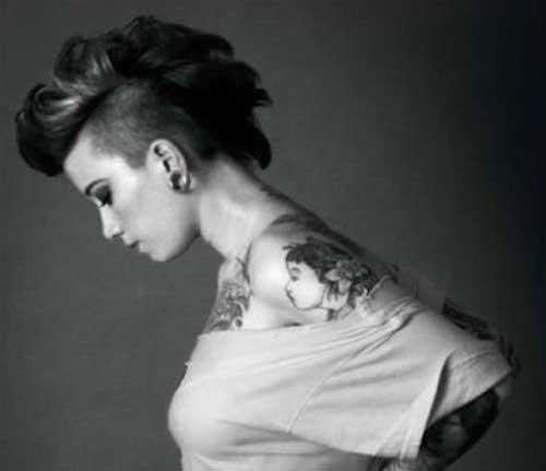 Fantastic 30 Girls Hairstyles For Short Hair Short Hairstyles 2016 2017 Hairstyles For Men Maxibearus